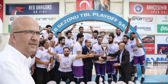 Basketbol Süper Liginin Tek İl Takımı Afyon Belediyespor