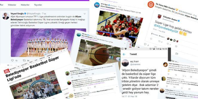 Basketbol Takımının Tarihi Başarısı yaygın Basında Geniş Yer Buldu
