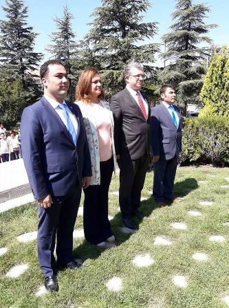 CHP 94'üncü yaşını kutladı