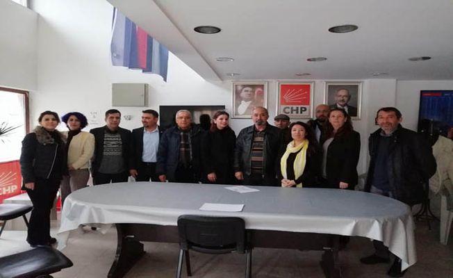 Eğitimleri CHP Dinar Yönetim Kurulu Üyesi Karakaya Veriyor