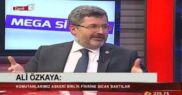 Akparti Milletvekili Ali Özkaya Askeri havalanı sivil uçuşlara açılacak