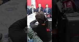 BBP Genel Başkanı Mustafa destici İscehisar'da konuştu