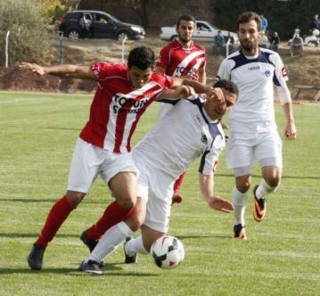 Emirdağ Spor:4 - Afyon Demir Spor :1 Maçı