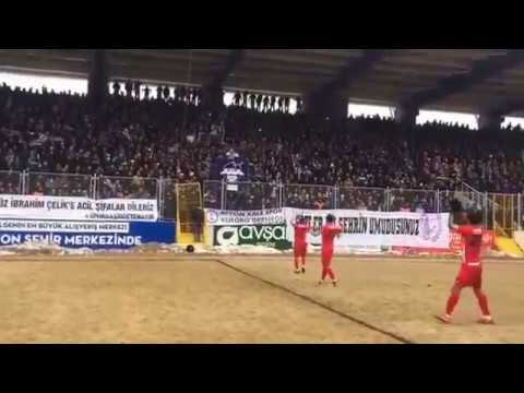 AFJET AFYONSPOR - DARICA GB 1-0 AFYONUN GOLÜ AFYON ARENA STADI